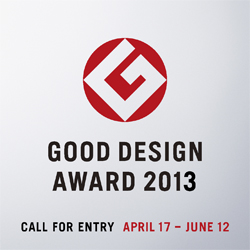 Good Design Award 2013 - Left Side